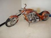 New 2007 Custom Built 2007 Custom Bike Pro Street Prowler for Sale